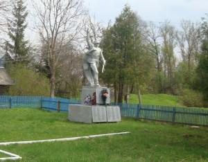 Жадрицы памятник