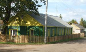 Новая Жадрицкая школа
